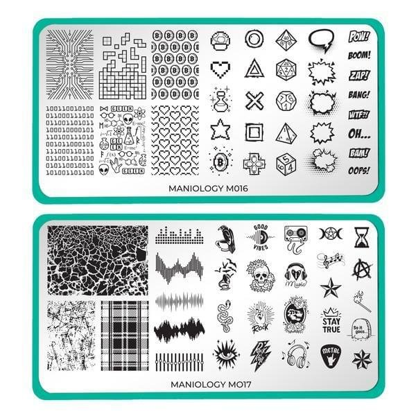 Which Nail Stamping Starter Kit Do You Want?